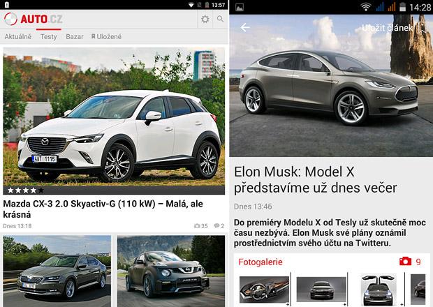 Připravujeme facelift mobilní verze Auto.cz. Přidejte své názory!