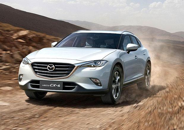 Mazda CX-4: Dočkáme se civilního Koeru i my?