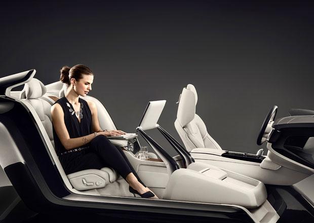 Volvo S90 Excellence Lounge Console: Švédské pojetí luxusu