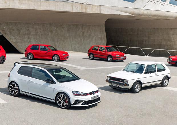 Volkswagen potvrdil Golf GTI Clubsport S