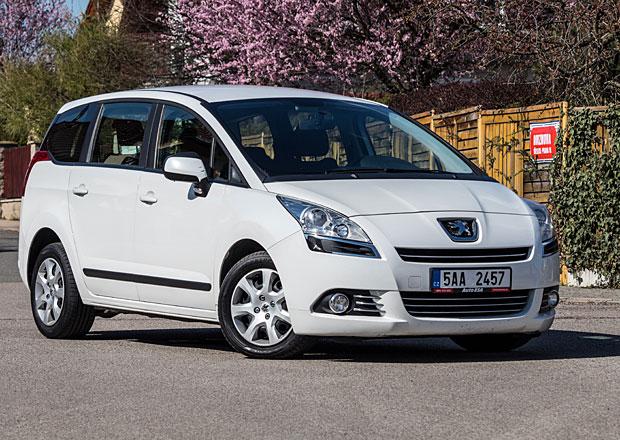 Ojetý Peugeot 5008 (2009 až současnost):  Můžete si ho koupit nový