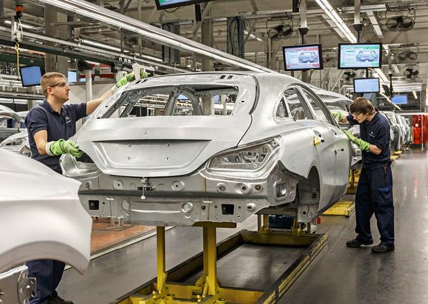 Daimler investuje do výroby v Maďarsku v přepočtu 16 miliard Kč