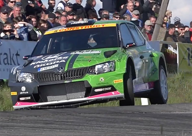 Racing 21 na Rallye �umava 2016: Den prvn� (video)