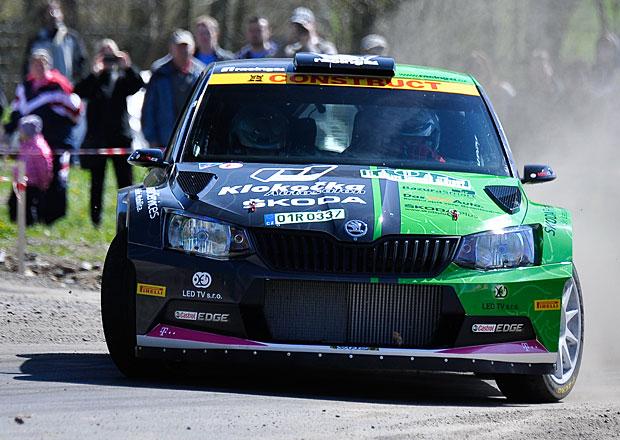 Racing 21 na Rallye Šumava 2016: Den druhý