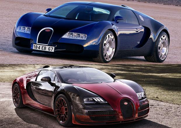 Bugatti a jeho moderní historie (2. díl)