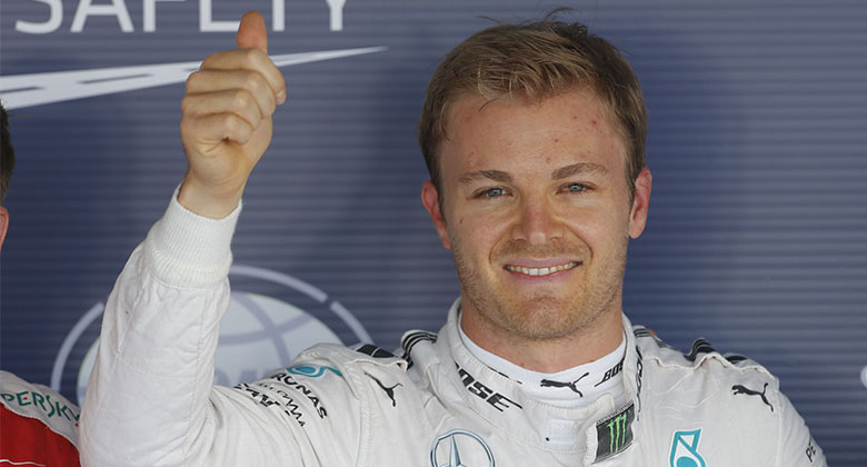 VC Ruska F1 2016: Nico Rosberg prvn� posedm� v �ad�