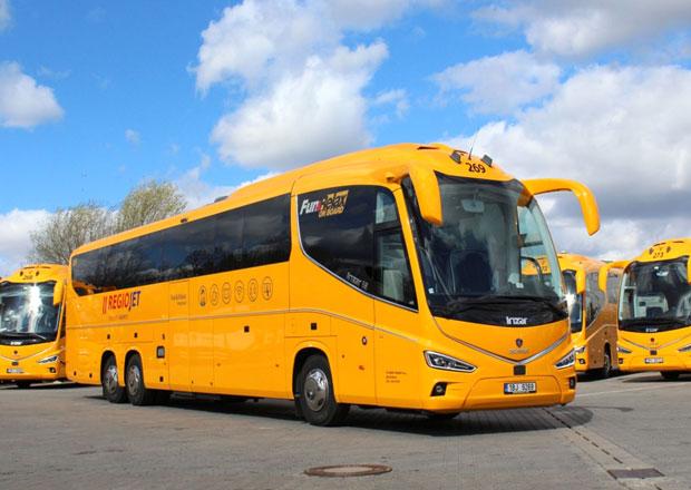 RegioJet: Autobusem z Brna a Kroměříže až k ZOO Zlín-Lešná