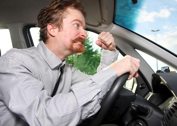 Agresivita na silnicích: Nervy na uzdu!