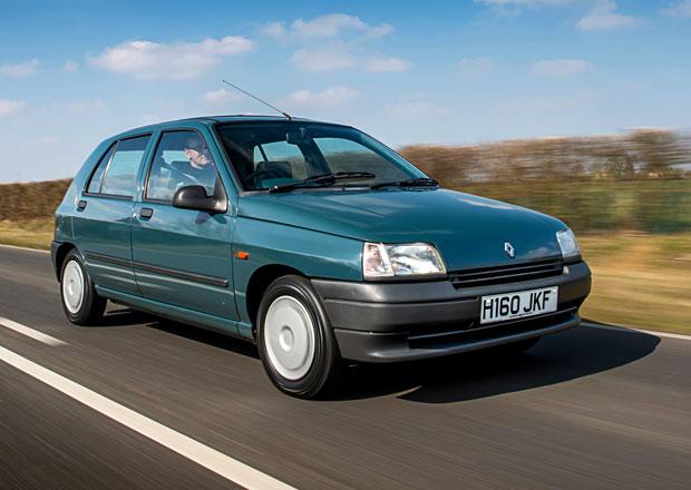 Evropské Automobily roku: Renault Clio (1991)