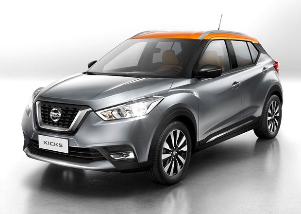 Nissan Kicks je nový globální crossover. Podívat by se mohl také k nám (+video)