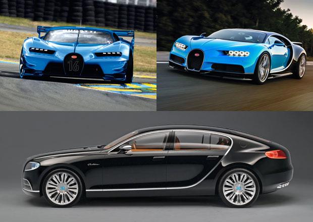 Bugatti a jeho moderní historie (3. díl)
