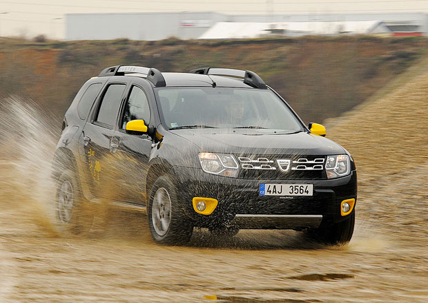 �esk� trh v dubnu 2016: Dacia �tvrt�, da�ilo se i Hond�