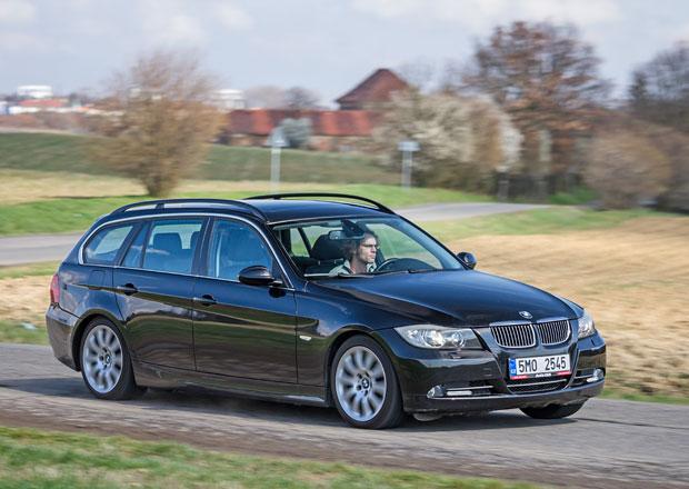 Ojet� BMW �ady 3 (E90, E91, 2005 - 2012): Jin�, p�esto st�le z�ivn�
