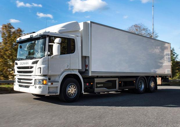 Scania získala ocenění za inovace