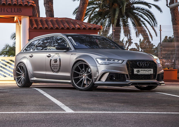 Prior Design trošičku rozšířil Audi A6 Avant i RS 6 Avant