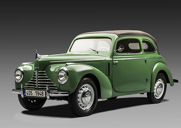 Škoda 1101/1102: Tudoru je sedmdesát