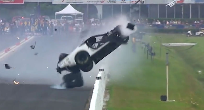 Video: Kdy� dragster l�t�
