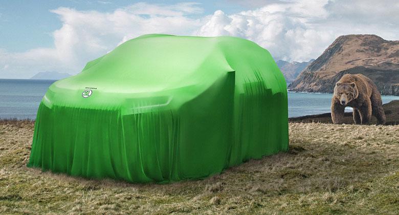 Potvrzeno: Nov� velk� SUV z Boleslavi se bude jmenovat �koda Kodiaq