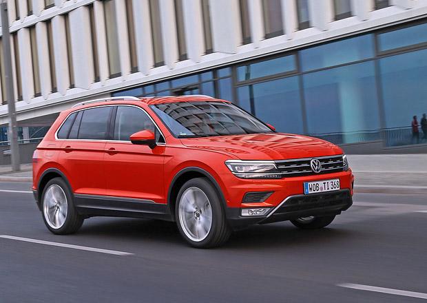 Volkswagen Tiguan má kompletní technická data. Nejslabší TDI jezdí za 4,7 l/100 km