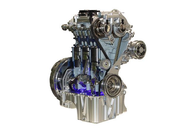 Ford: Zvýrazněním zvuku motoru k nižší spotřebě?
