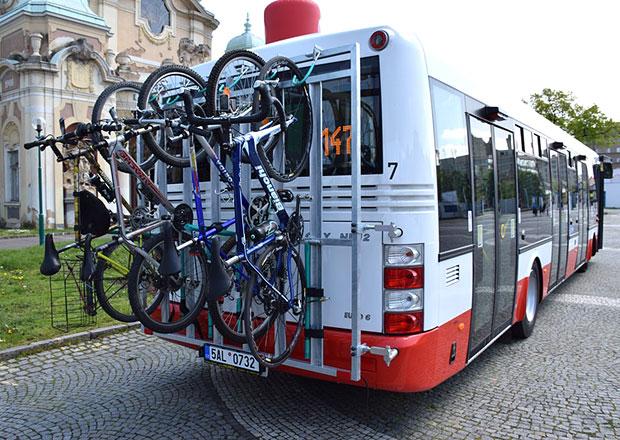 DPP spustí zkušební provoz cyklobusů v Praze