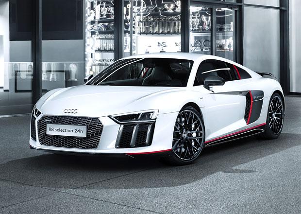 Audi R8 selection 24h: Na počest vítězství
