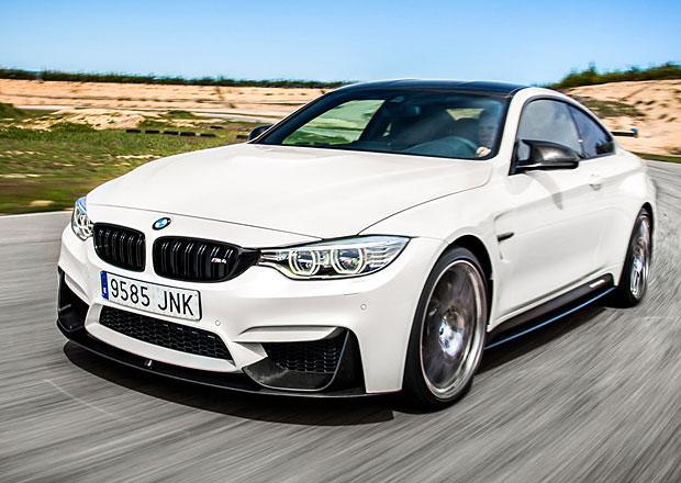 BMW M4 CS: �edes�tikusov� limitka jen pro �pan�lsko