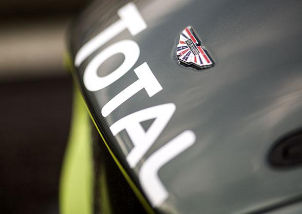Aston Martin a Total glob�ln�mi partnery