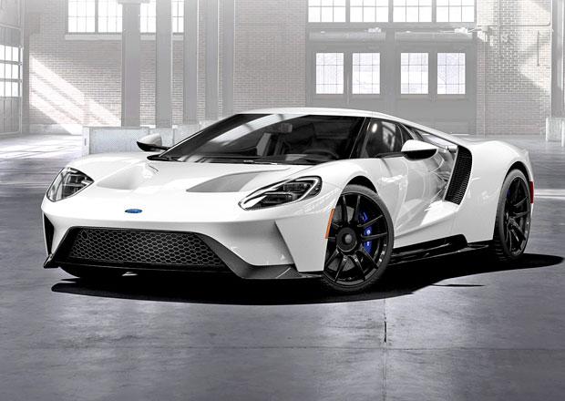 Ford ukončil příjem objednávek na supersport GT, na většinu z 6.056 zájemců se nedostane