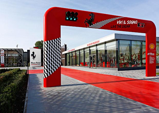 Muzeum Ferrari: Tovární sbírku lze navštívit i virtuálně