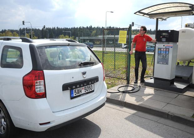 Dacia Logan MCV na LPG: �et��lek i l�pe t�hne