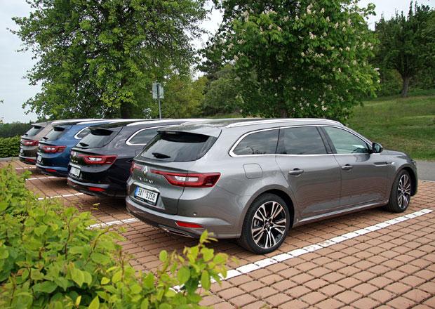 Renault Talisman Grandtour: S novým kombi poprvé na českých silnicích