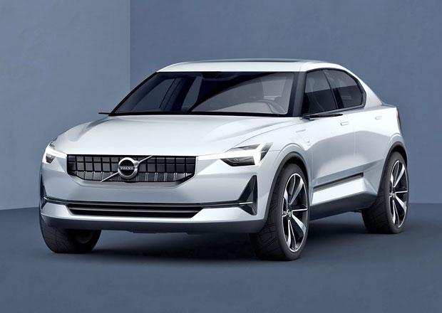 Volvo Concept 40.1 a 40.2: Švédové odhalují novou generaci kompaktů