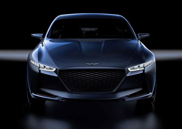 Genesis: Luxusní značka Hyundaie nabídne šest modelů, SUV i kupé
