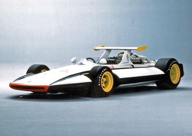 Pininfarina Sigma Grand Prix (1969): S formulí 1 bezpečně