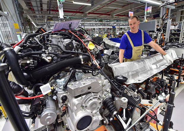 Volkswagen zvýší mzdy německým zaměstnancům o 4,8 procenta