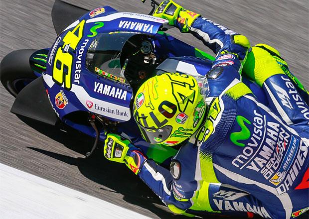 Motocyklová VC Itálie 2016: Rossi získal doma pole position
