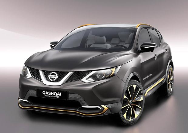 Nissan Qashqai Premium by mohl konkurovat BMW X1 a Audi Q3