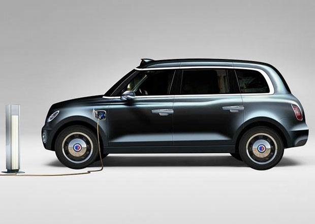 Londýnské taxíky budou plug-in hybridy, výrobce do nich investuje dalších 9,6 miliardy Kč