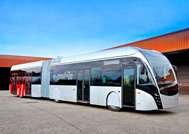 Van Hool Exqui.City jako čistě elektrický autobus
