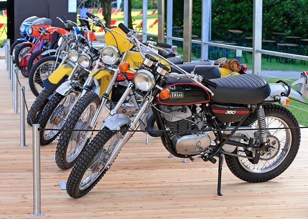 Motorky na Concorso Eleganza Villa d�Este 2016: S �eskou stopou