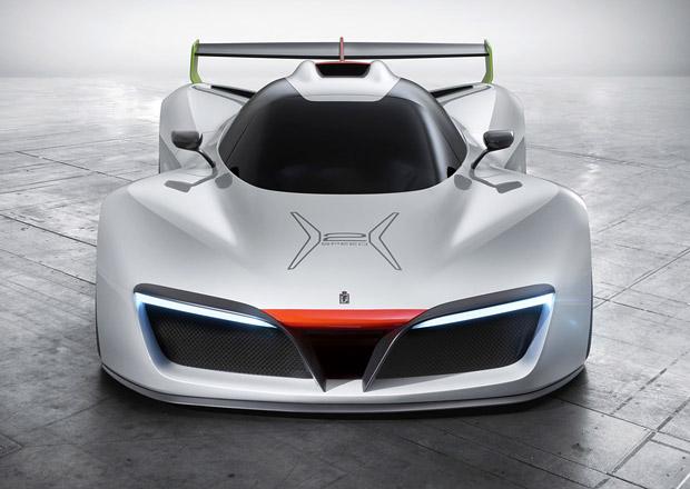 Pininfarina může nabídnout sportovní elektromobil