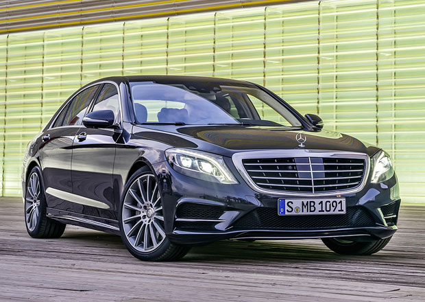 Mercedes-Benz S: Na ja�e 2017 s faceliftem a nov�m dieselem