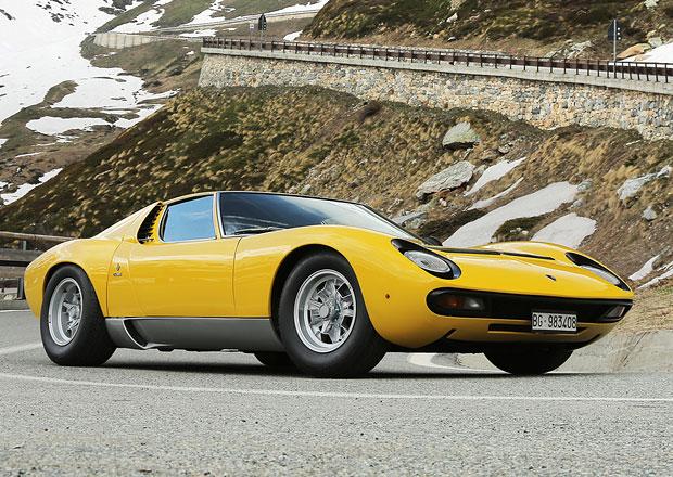 Lamborghini připomnělo scénu z filmu Italian Job