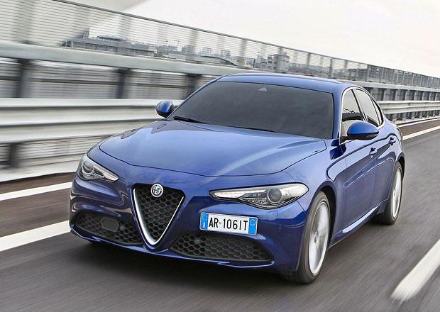 Alfa Romeo Giulia má českou cenu! Do prodeje vstoupí za měsíc...