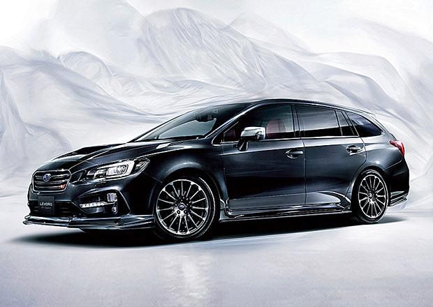 Subaru Levorg STI Sport: Prozatím bez úprav motoru