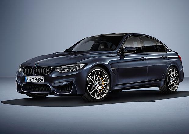 BMW M3 30 Years: Zhmotnělá připomínka 30. výročí