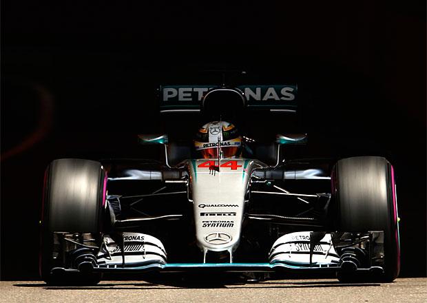 VC Monaka F1 2016: Lewis Hamilton porazil Daniela Ricciarda
