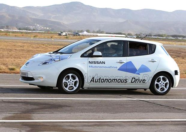 Japonsko nepovolí testy autonomních aut v běžném provozu