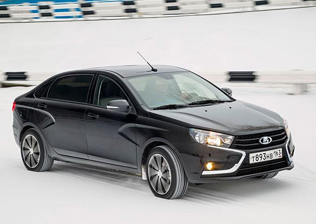 Lada Vesta Signature: Natažený sedan realitou, vyzkouší jej ruští úředníci